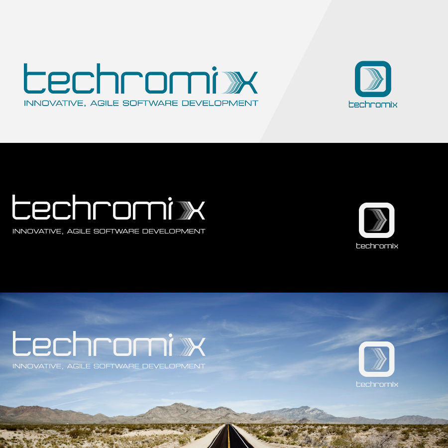 Techromix logo