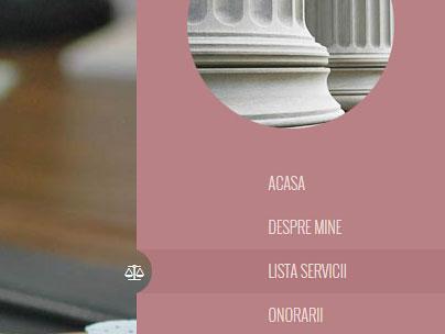 thumbnail of avocatix.ro website