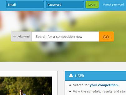 thumbnail of gosportup.com web app