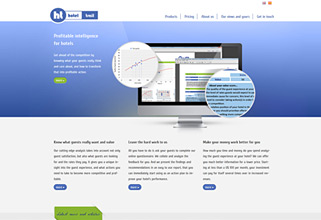 thumbnail of hoteltrail.com website