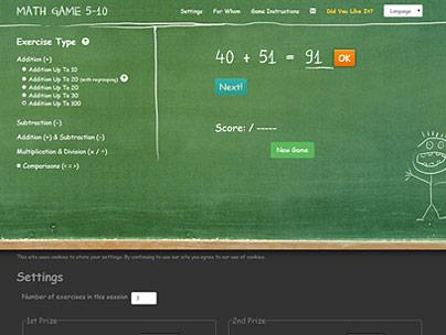 thumbnail of mathgame5-10.com website