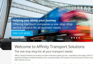 Affinity Group websites