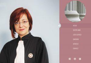Avocatix.ro website