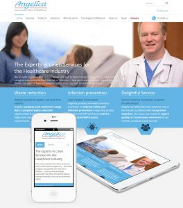 Fully responsive interface