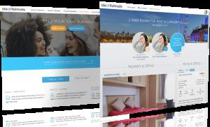 Ideal Flatmate web app